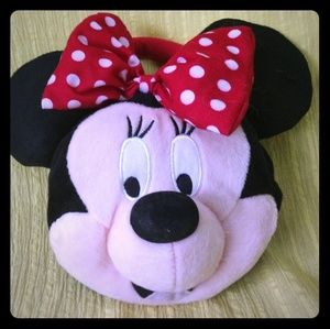 Disney Minnie mouse purse.